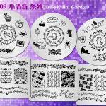 SCFS09-All 小清新系列優惠組合(Hello+Mini Garden)BEnails_SCFS09