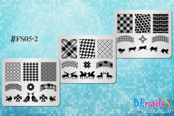 (小方版)FS05-2 小裁縫-瘋毛呢