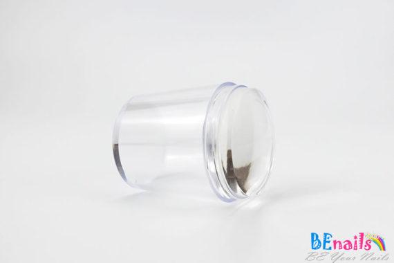 BEnails轉印美甲-PURE透明轉印章XL