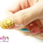 BEnails指彩美甲印花轉印鋼板(SC001_戀愛ING)指甲彩繪圖樣