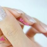 BEnails美甲印花指甲彩繪轉印鋼板(SC004_思念)DIY美甲彩繪_優雅純白蕾絲法式美甲指甲彩繪!