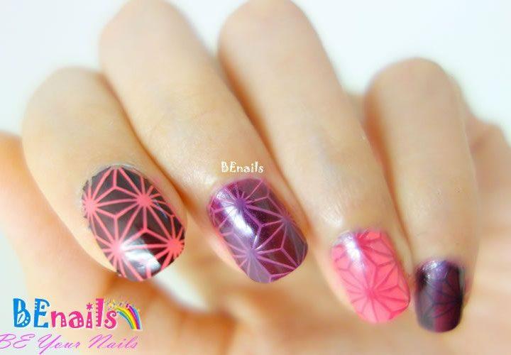 作為美的象徵,對比強烈的色彩,搭配俐落的線條,就如同霓虹燈管的經典指甲彩繪造型!
