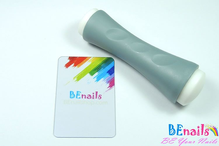 BEnails印花美甲DIY轉印工具組─TN002大小雙向轉印章-附送透明刮板