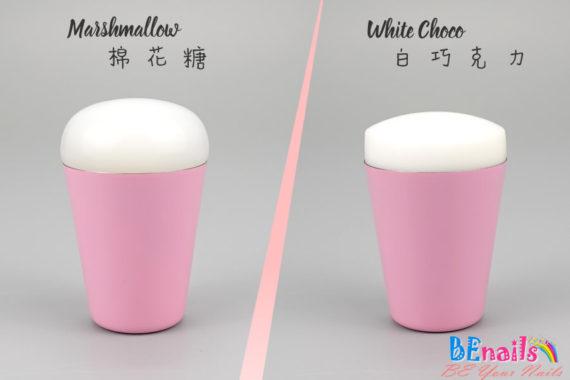 杯子蛋糕轉印章_櫻花粉(印頭:棉花糖or白巧克力)