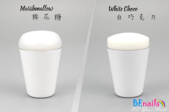杯子蛋糕轉印章_純淨白(印頭:棉花糖or白巧克力)