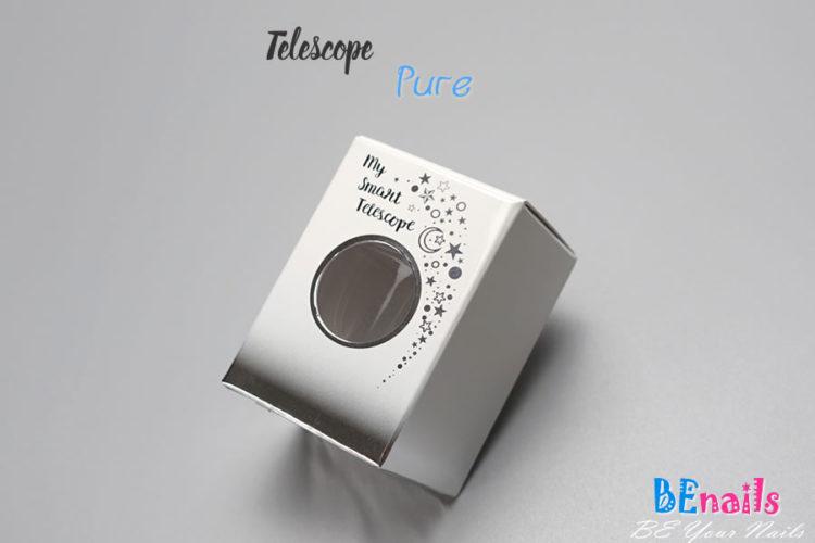 BEnails轉印美甲-PURE透明轉印章XLtelescope_pure_g_02