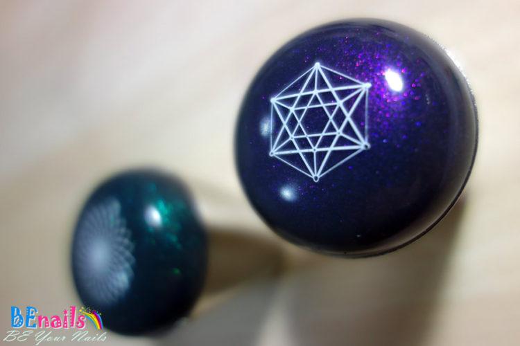 BEnails轉印美甲-星空轉印章-優惠組-緋紫+炫綠(皆附刮板)starry_cup_all_02