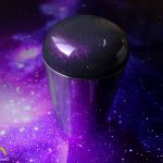 BEnails轉印美甲-星空轉印章-緋紫(附刮板)